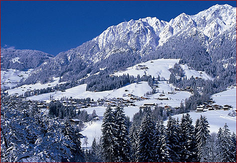 Winter impression Alpbach - Apartments Vacation apartments Mühlanger in the Alpbachtal valley and lake country