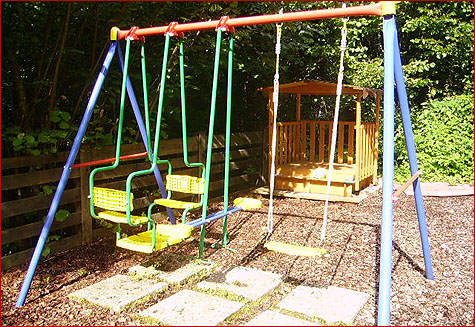 The playground - Apartments Vacation apartments Mühlanger in the Alpbachtal valley and lake country